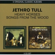 Jethro Tull - Heavy Horses / Songs From The Wood (2CD)