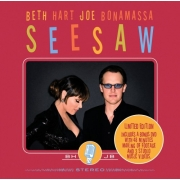 Beth Hart And Joe Bonamassa - Seesaw (Limited CD+DVD)