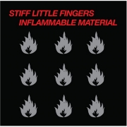 Stiff Little Fingers - Inflammable Material  (LP)