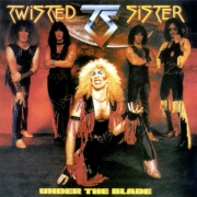 Twisted Sister - Under The Blade (CD+DVD)