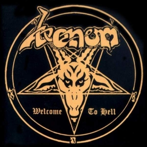 Venom - Welcome To Hell (CD)