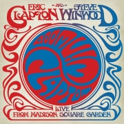 Eric Clapton And Steve Winwood - Live From Madison Square Garden (2CD)