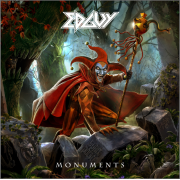 Edguy - Monuments (Digibook 2CD+DVD)