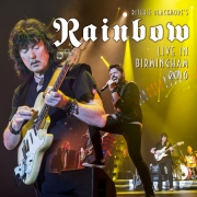 Ritchie Blackmore's Rainbow - Live In Birmingham 2016 (2CD)