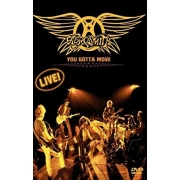 Aerosmith - You Gotta Move (DVD+CD)