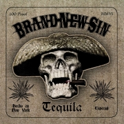 Brand New Sin - Tequila (CD)