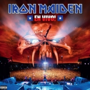 Iron Maiden - En Vivo! (3LP)