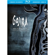 Gojira - The Flesh Alive (Blu-ray+CD)