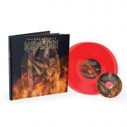 "Iced Earth - Incorruptible (2x10"" Red Vinyl+CD Artbook)"