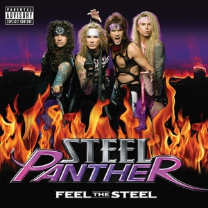 Steel Panther - Feel The Steel (CD)