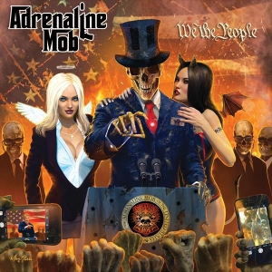 Adrenaline Mob - We the People (Digi CD)