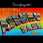Bruce Springsteen - Greetings From Asbury Park, N.J. (CD)