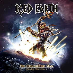 Iced Earth - The Crucible Of Man: Something Wicked Part 2 (2CD)