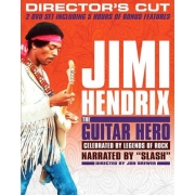 Jimi Hendrix - The Guitar Hero: Director's Cut (2DVD)