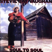 Stevie Ray Vaughan - Soul To Soul (LP)
