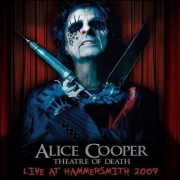 Alice Cooper - Theatre Of Death (CD+DVD)