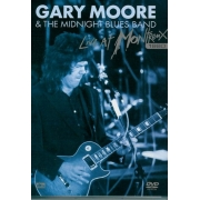 Gary Moore & The Midnight Blues Band - Live At Montreux 1990 (DVD)