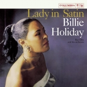 Billie Holiday - Lady In Satin (LP)