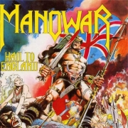 Manowar - Hail To England (CD)