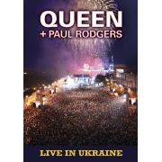 Queen + Paul Rodgers ‎- Live In Ukraine (DVD)