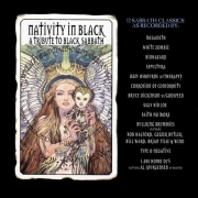 Various ‎- Nativity In Black: A Tribute To Black Sabbath (CD)