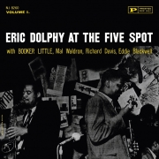 Eric Dolphy - Eric Dolphy At The Five Spot, Vol. 1 (LP)