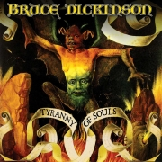 Bruce Dickinson - Tyranny Of Souls (CD)