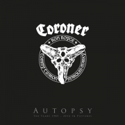 Coroner - Autopsy (Limited Deluxe 3Blu-ray+LP)