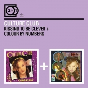Culture Club ‎- Kissing To Be Clever + Colour By Numbers (2CD)