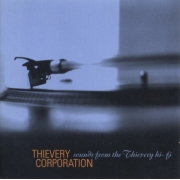 Thievery Corporation ‎- Sounds From The Thievery Hi-Fi (CD)