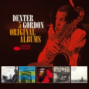 Dexter Gordon - 5 Original Albums (5CD Box Set)