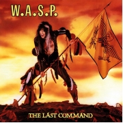 W.A.S.P. - The Last Command (CD)