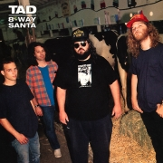 TAD - 8-Way Santa: Deluxe (Coloured LP)