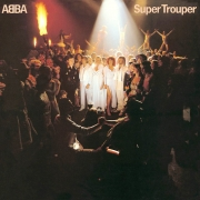ABBA ‎- Super Trouper (LP)