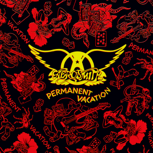 Aerosmith - Permanent Vacation (LP)