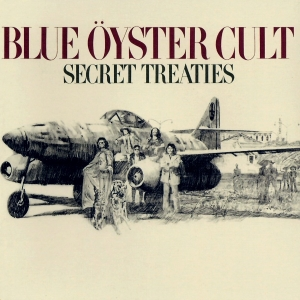 Blue Oyster Cult - Secret Treaties (LP)