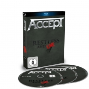 Accept - Restless And Live (Blu-ray+2CD)