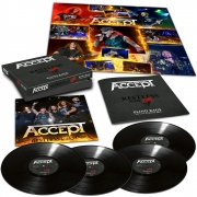 Accept - Restless And Live (4LP Box Set)
