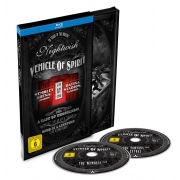 Nightwish - Vehicle Of Spirit (2Blu-ray Digibook)