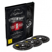 Nightwish - Vehicle Of Spirit (3DVD Digibook)