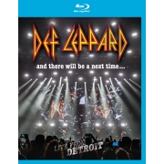 Def Leppard - And There Will Be A Next Time ...: Live From Detroit (Blu-ray)