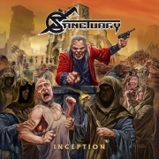 Sanctuary - Inception (Special Edition CD)