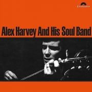 Alex Harvey And His Soul Band - Alex Harvey And His Soul Band (LP)