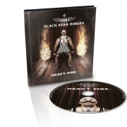 Black Star Riders - Heavy Fire (Digibook CD)