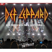 Def Leppard - And There Will Be A Next Time: Live From Detroit ... (DVD+2CD)