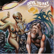 Devil To Pay - A Bend In Space And Time (LP)