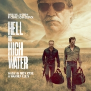 Nick Cave & Warren Ellis ‎- Hell Or High Water O.S.T. (CD)
