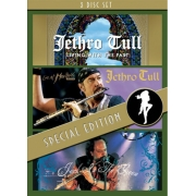 Jethro Tull ‎- Living With The Past / Live At Montreaux 2003 / Jack In The Green (3DVD)
