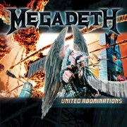 Megadeth ‎- United Abominations (CD)