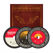 Mumford & Sons - Live From South Africa: Dust And Thunder (Deluxe 2DVD+CD)